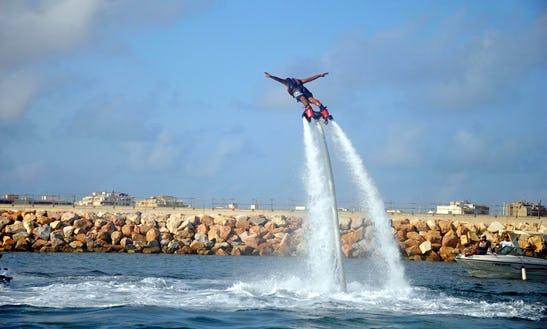 Flyboard Adrenaline In Torrevieja