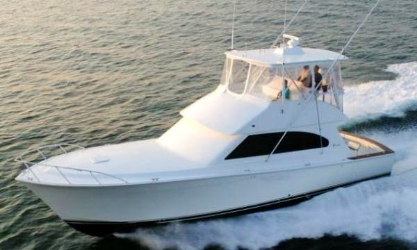 Fishing Charter 50ft Egg Harbour Sport Fisherman in Ontario, Canada