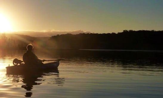 Unforgettable Single Kayak Rental In Durras Lake, Australia With Family