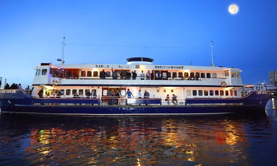 A 3.5 Hours Exclusive Melbourne Cruises For 80 People!