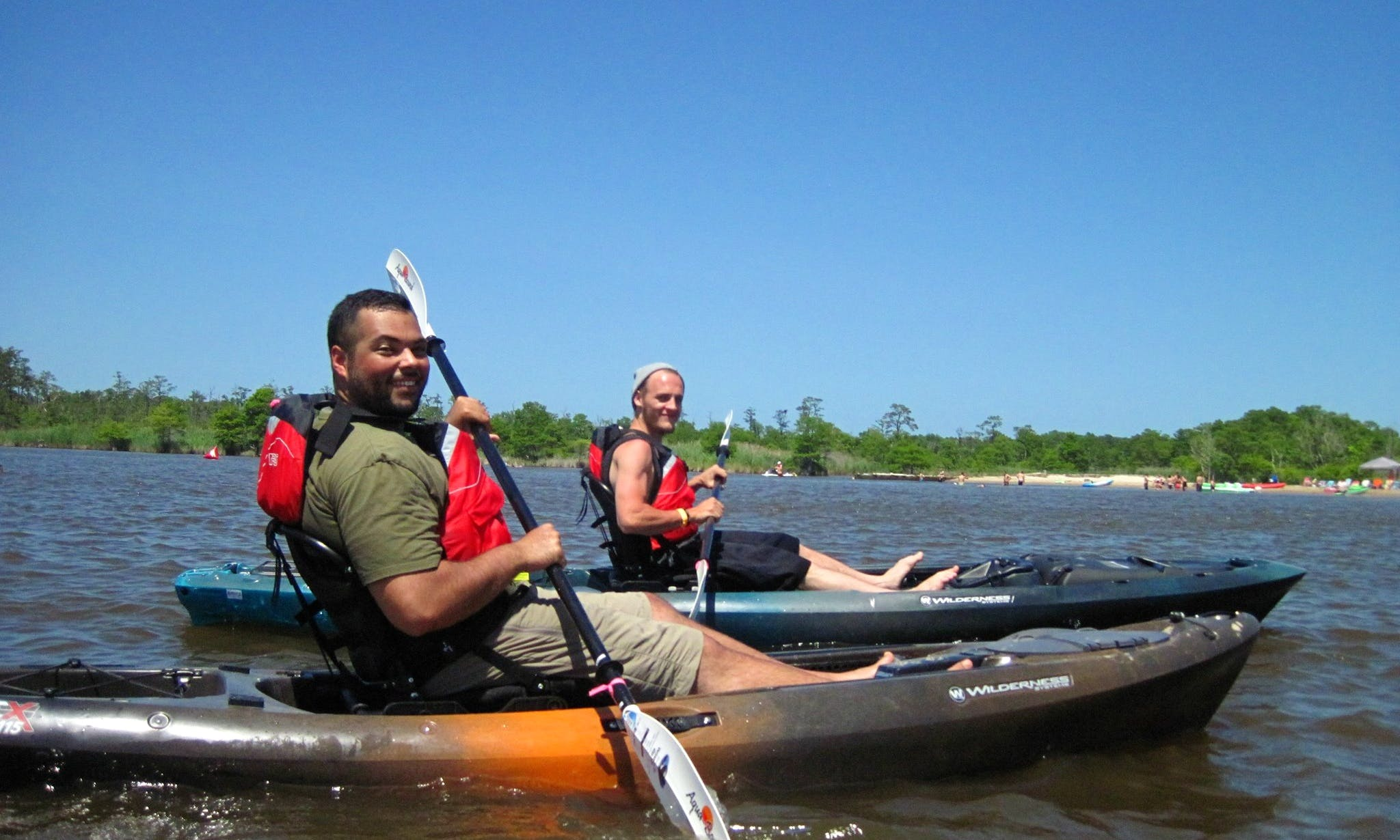Kayak Rental in Virginia Beach