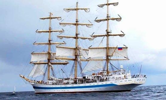 MIR Wind Jammer Cruises worldwide