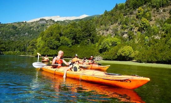 Kayak Charter In Esquel, Argentina