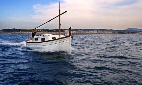 Borja Motor Boat Charter In Menorca