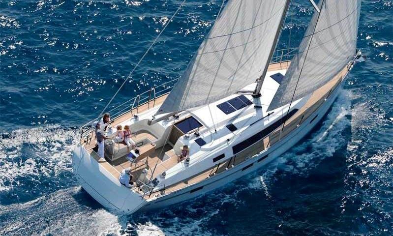 49' Cruising Monohull Bavaria 49 Charter in Costa Adeje, Spain