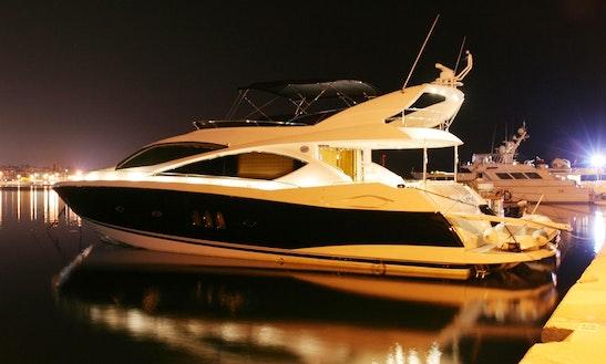 Power Mega Sunseeker 75 Yacht In Split