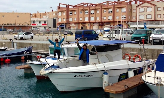 Passenger Boat Diving Charter In Tarifa, Cadiz, Spain