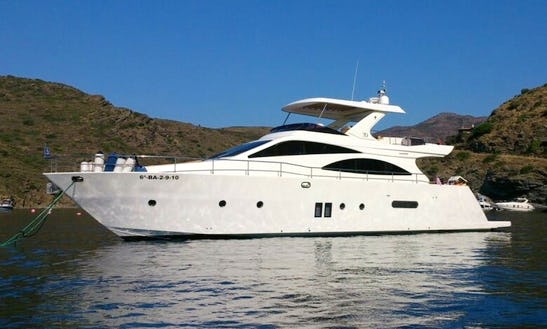 Artico-10 Yacht Charter In Sitges