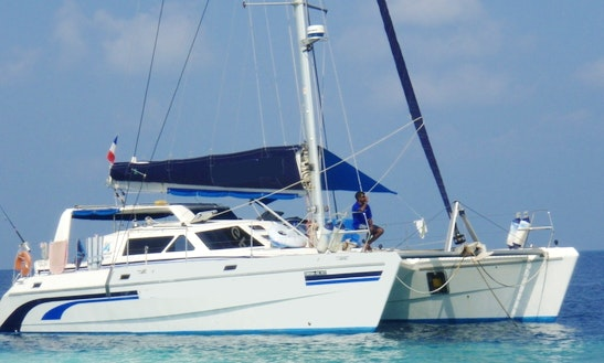 Charter Cruising Catamaran Knysna 440 In Uligan, Maldives