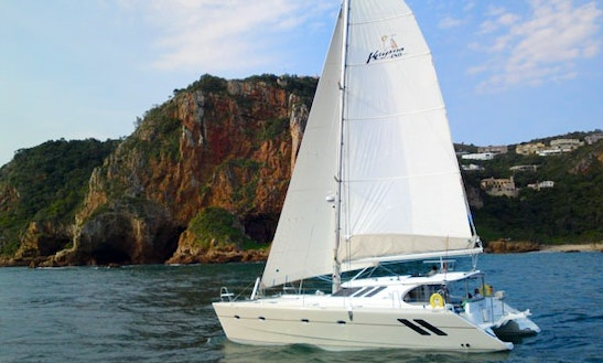 Charter Knysna 480 Cruising Catamaran In Uligan, Maldives