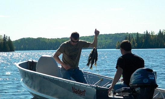 Multi-day Dog Lake Guided Fishing Tours