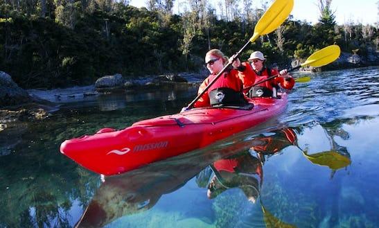 Double Kayak Hire In Queenstown