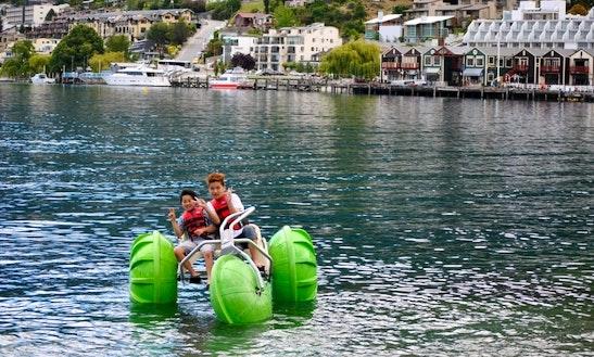 Aqua Bike Hire In Queenstown