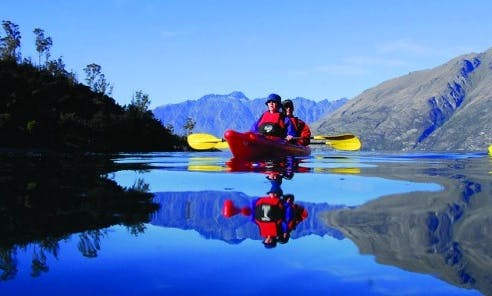 Guided Kayak Tour in Queenstown