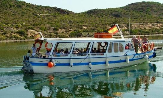 Charter 45' Passenger Boat In La Manga