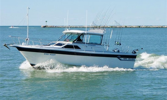 Fishing charters in eastlake ohio getmyboat for Ohio fishing charters