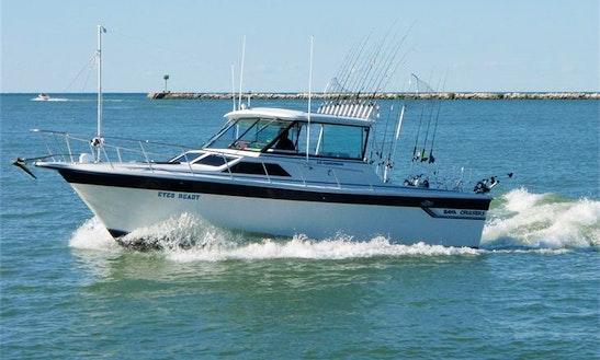 31' Baha Sport Fisherman Yacht In Mentor