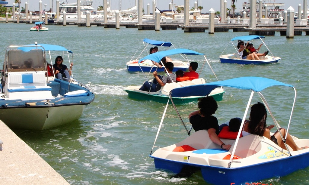 Paddle Boat Rental In Corpus Christi Texas Getmyboat