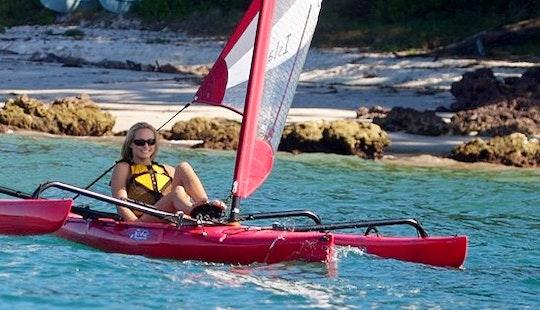 Trimaran Rental In Guadeloupe