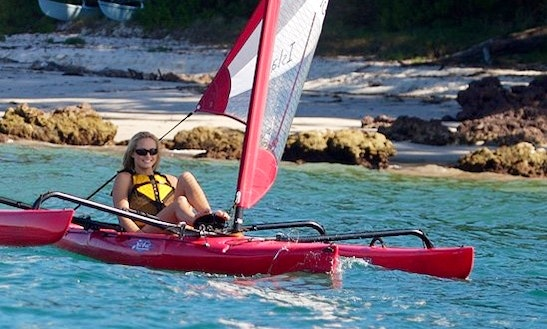 Trimaran Rental In Guadeloupe
