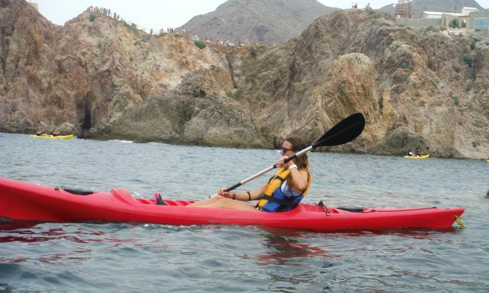 """MALIBU RIUMAR 1"" Kayak Rental in San José"