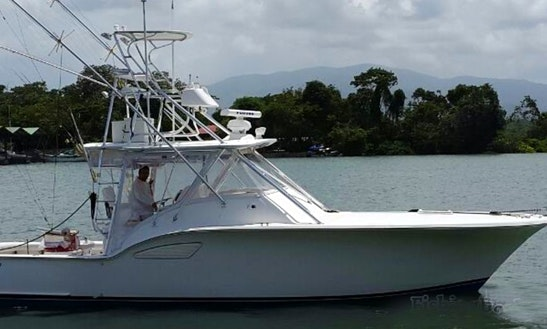 36' Sportfishing Yacht In Puerto Quetzal