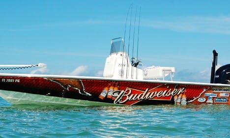 Enjoy 22' Pathfinder Flats Boat Fishing Charter in Placida, Florida