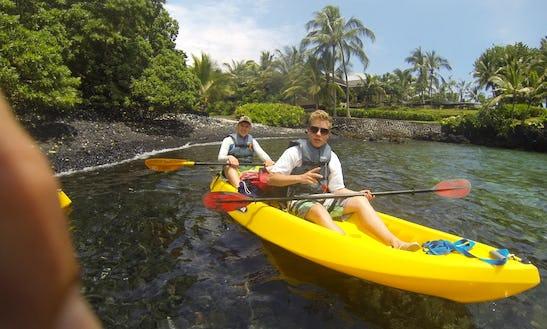 Double Kayaks Rental In Captain Cook