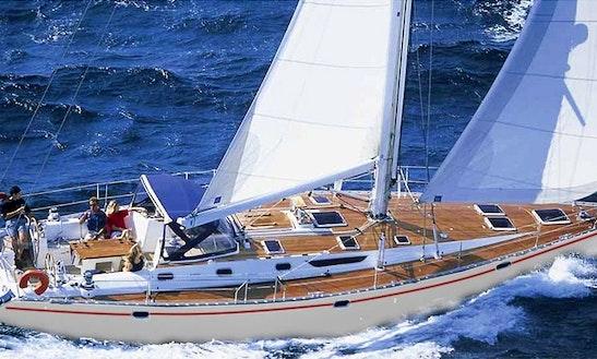Charter Sun Odyssey 52.2 Yacht In Sóller