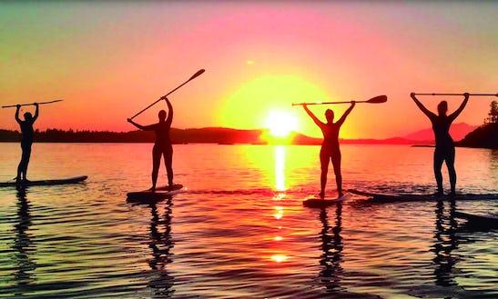 Stand Up Paddle Courses In Port De Pollença