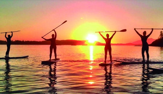 Stand Up Paddle Courses In Port De Pollença