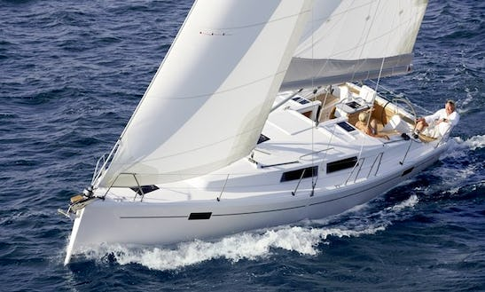 Hanse-385 Sailboat Charter In Vallauris, France