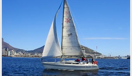 Sailing Qualification Lessons - 2 In Cape Town, South Africa