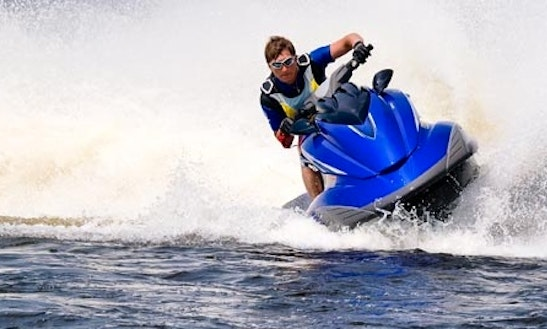 Explore The Beauty Of Fort Myers Beach, Florida On This Jet Ski