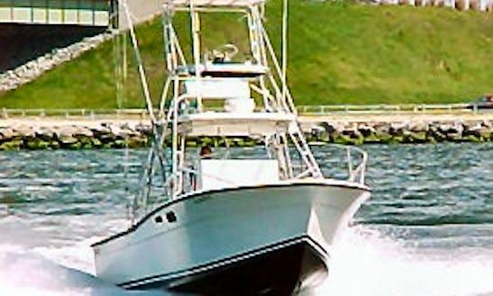28' Topaz Sportfishing Boat In Bethany Beach