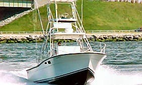 28' Topaz Sportfishing Boat In Bethany Beach