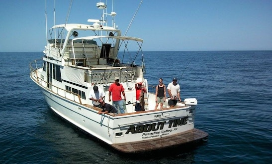 Fishing charters in puerto pe asco getmyboat for Rocky point fishing charters