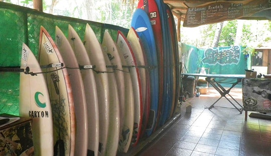 Paddleboard Rentals And Lessons In Tamarindo, Costa Rica