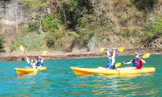 Sea Kayak Tour In Jaco