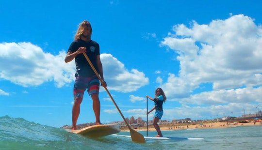Paddle Surf Board Rental In Torrevieja