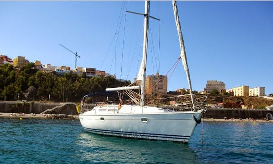 Charter Beneteau 38 Sailing Yacht In Estepona