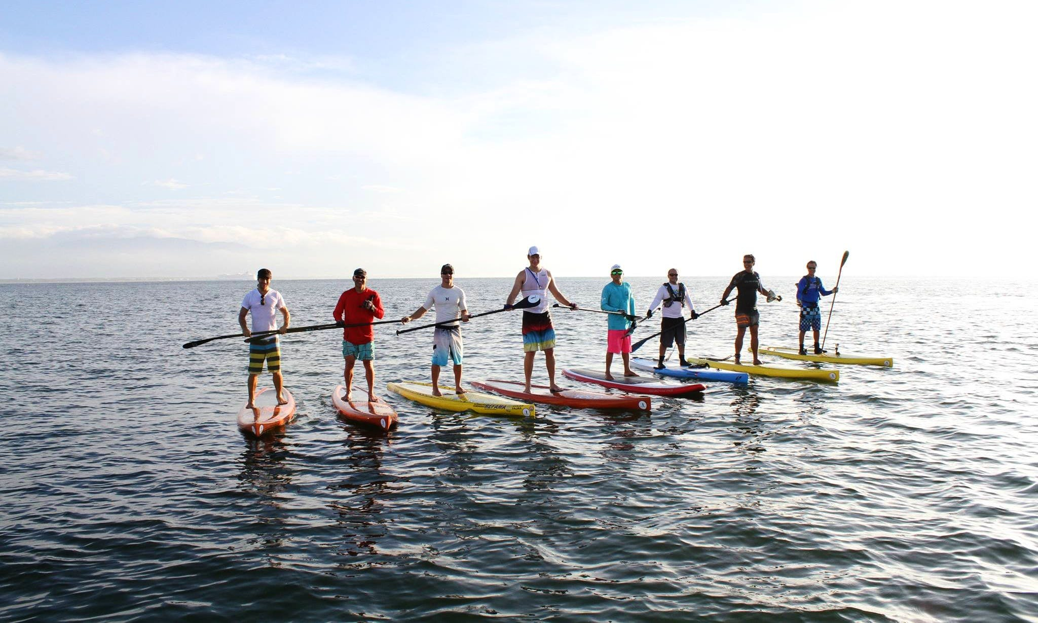 SUP Flatwater Paddling & Yoga Lessons in Jaco