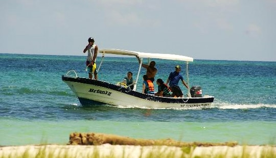 Snorkeling Trip In Puerto Morelos, Mexico