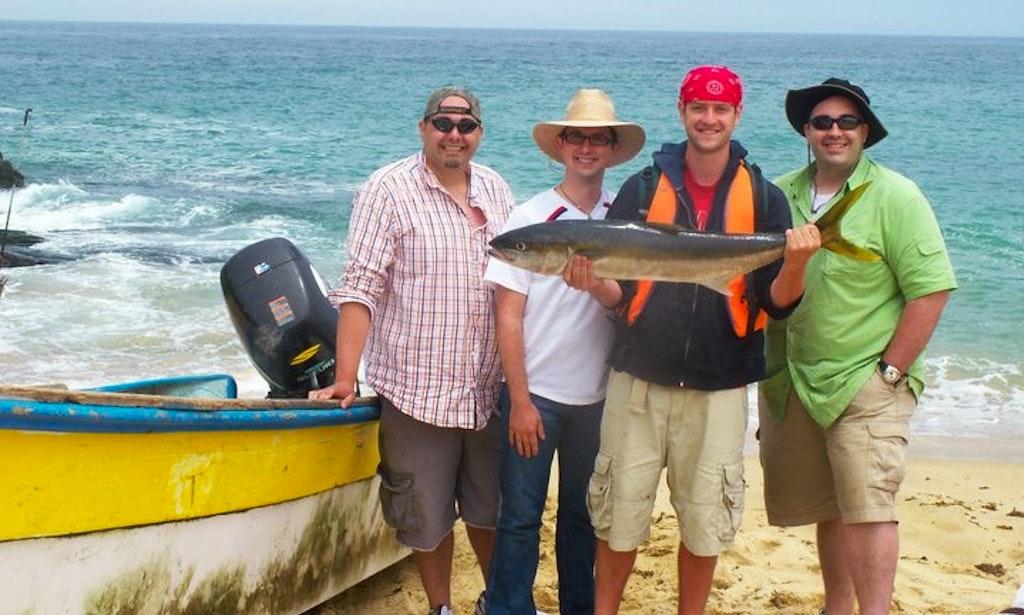 Fishing charter in todos santos mexico getmyboat for Baja california fishing