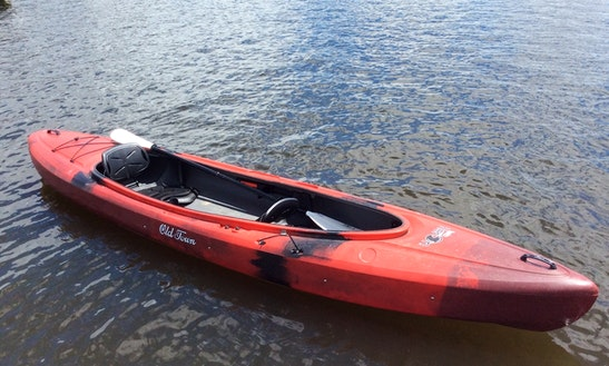 Luxury Kayak Rental In Colorado