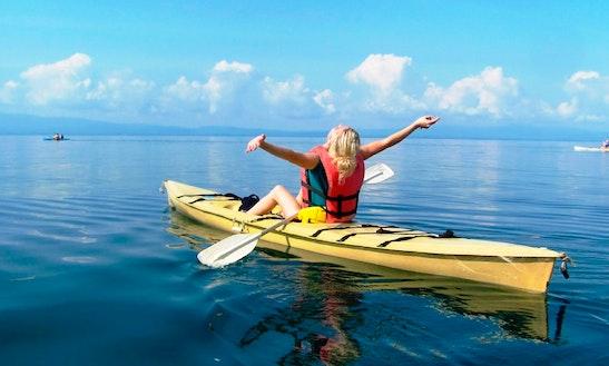 Kayaking Adventure On Titicaca Lake