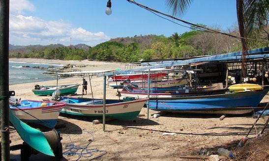 Boat Tour In Costa Rica
