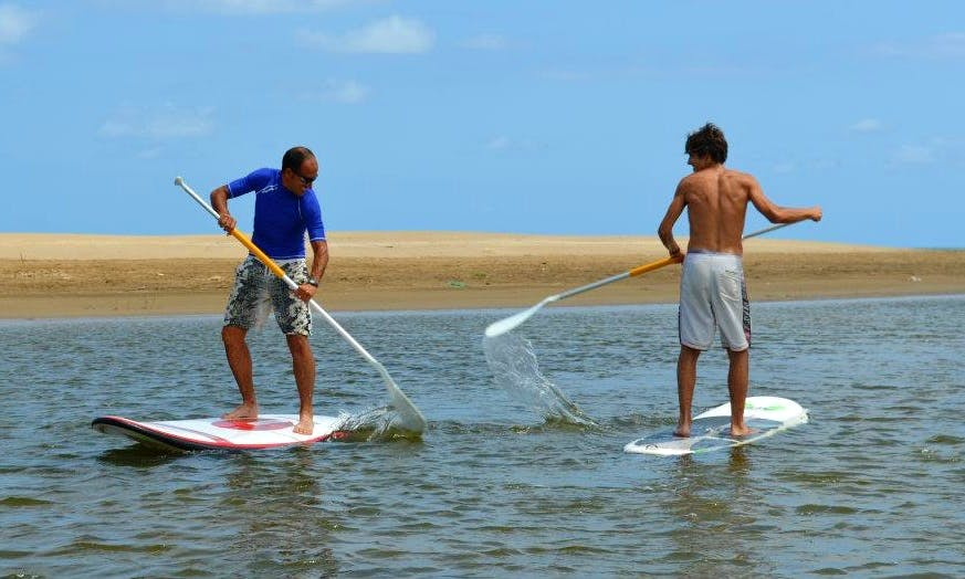 SUP Rental, Courses and Excursions in Sant Carles de la Ràpita