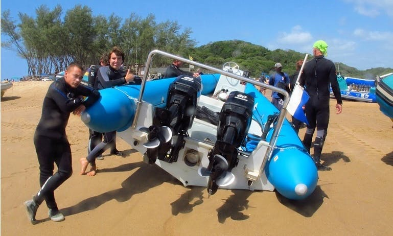 Discover Scuba Diving In Roodepoort