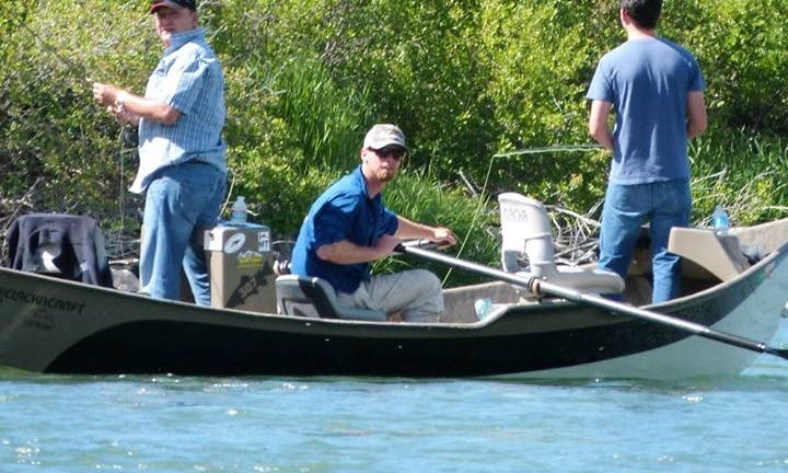 Half Day Fishing in the Snake River, Wyoming